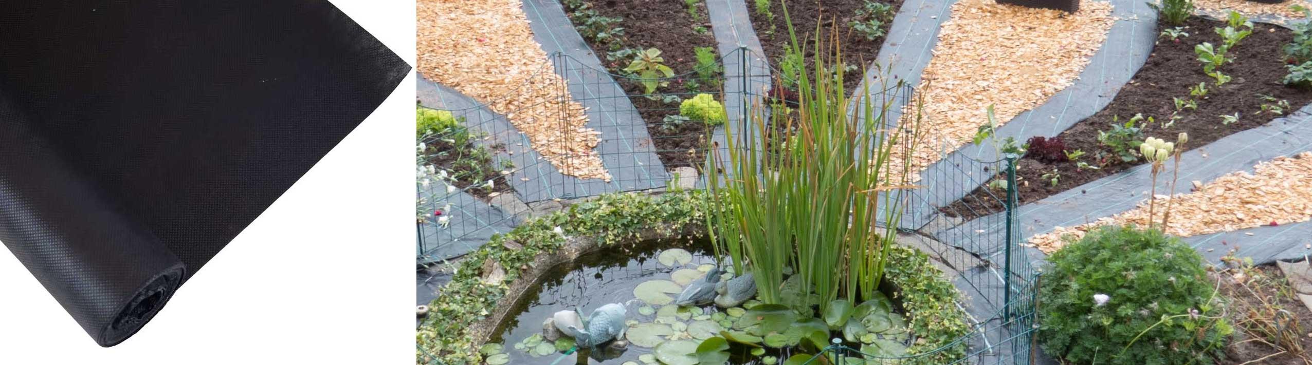 Gartenbauvlies