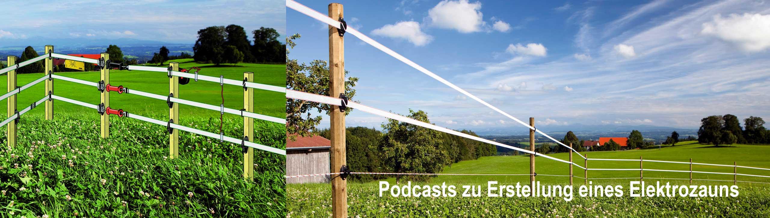 Mediathek - Elektrozaun