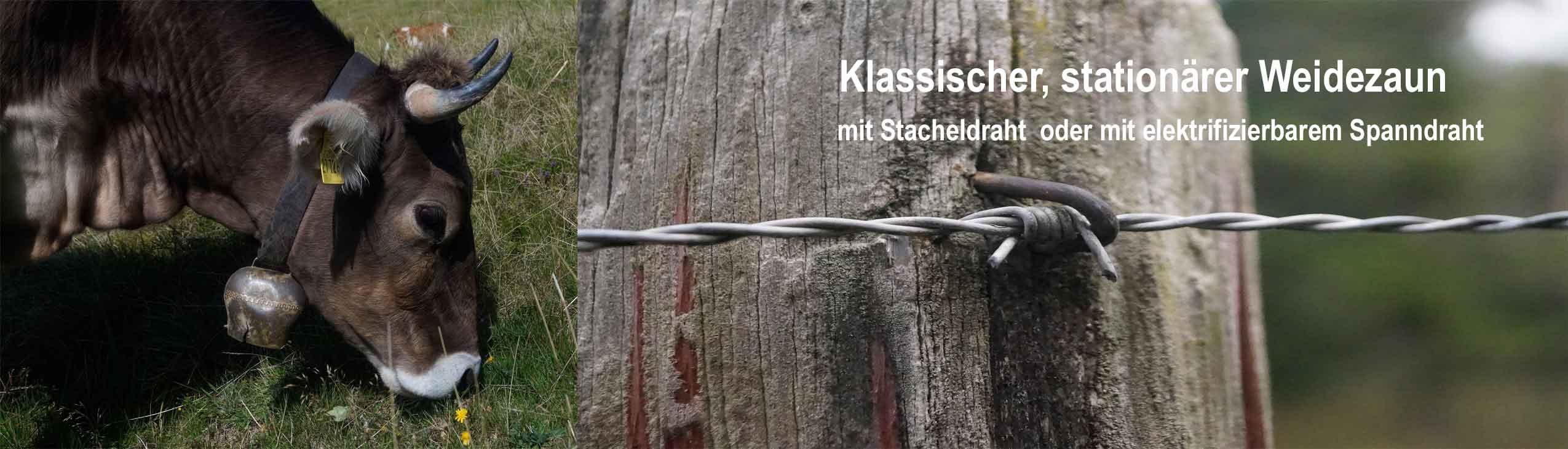 Drahtzäune