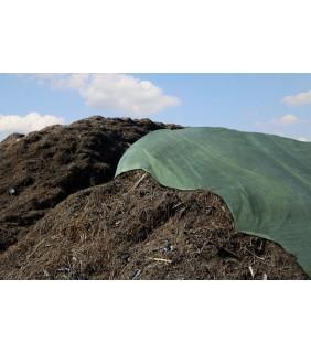 Kompostvlies grün
