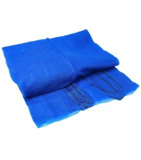 Gerüstschutznetz blau