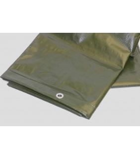 Abdeckplane grün, 210 gramm