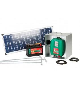 Weidezaungerät Mobil Power AD digital, Starterset AN 3100 / AN 5500 SOLAR