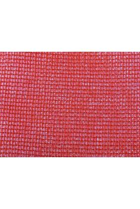 Schattiernetz 140 rot