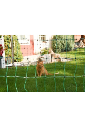 Katzenabwehrnetz