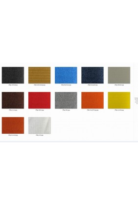 Sichtschutznetz 230 Farbmuster