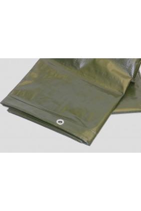 Abdeckplane grün 210 gramm
