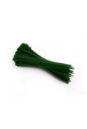 Kabelbinder grün