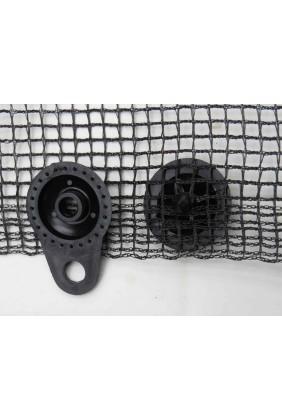 Netzclip schwarz