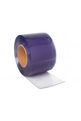 PVC Lamellenrolle transparent