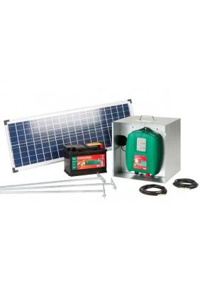 Weidezaungerät Mobil Power Starterset SOLAR