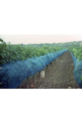 Wespenschutznetz blau, 120 cm breit