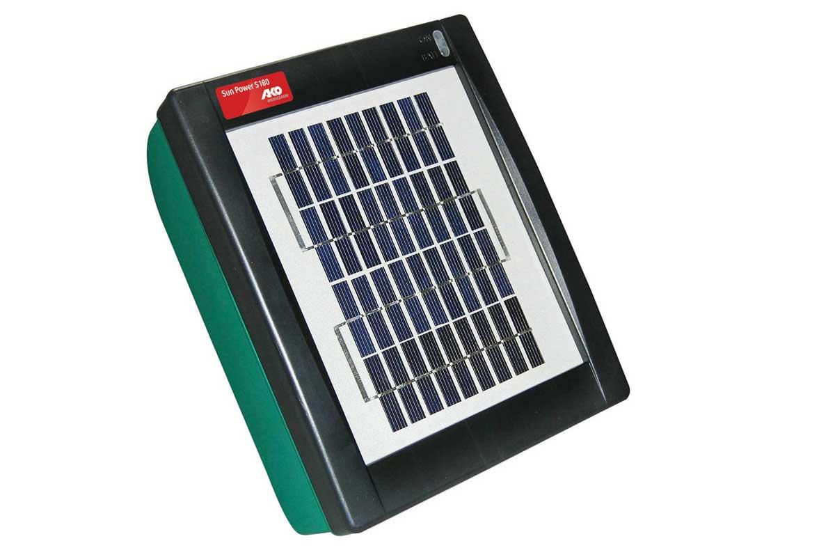 weidegerät solar