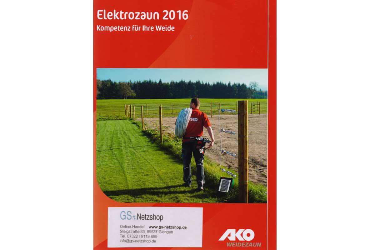 Katalog Elektrozaun